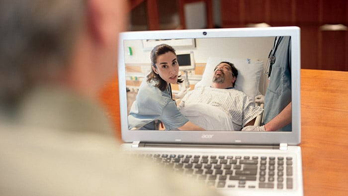 10 innovative examples of telehealth in action
