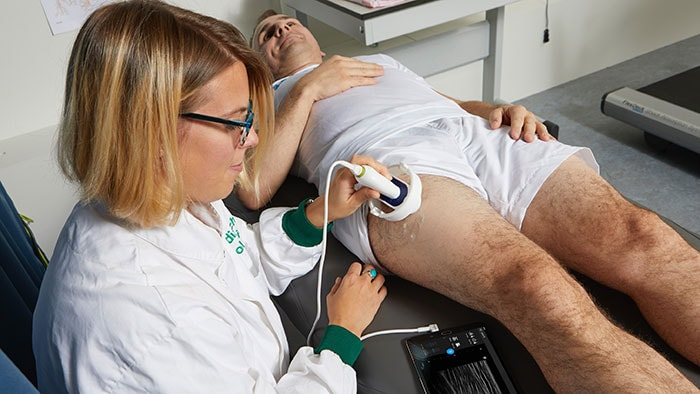 Philips Lumify ultrasound set to run a marathon