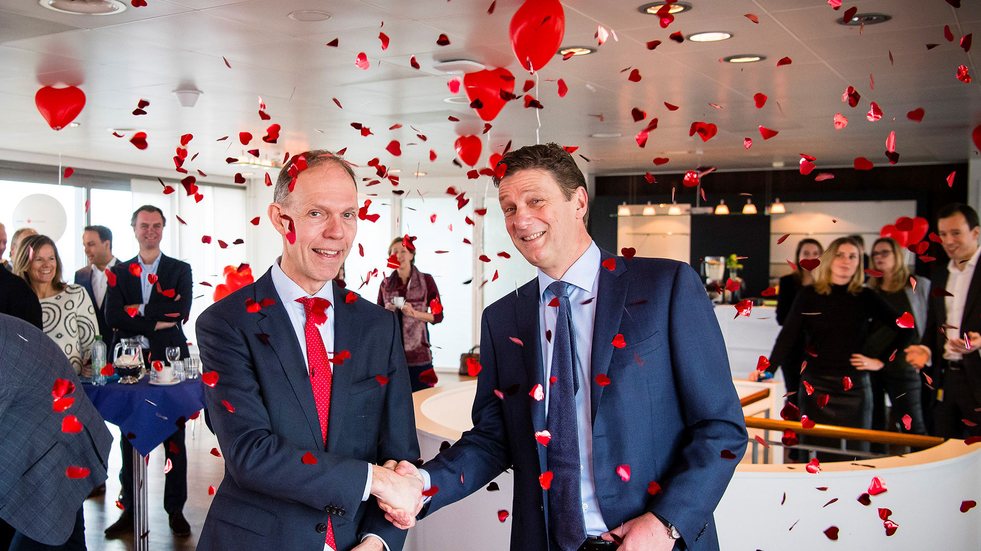Philips and the Dutch Heart Foundation join forces to promote heart health in the Netherlands