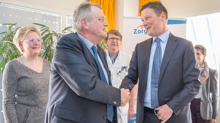 Dutch ZorgSaam Hospital and Philips enter into 15-year strategic partnership agreement
