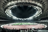 Olympic stadium of Kiev