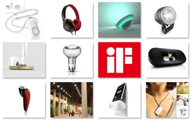 Philips winners iF Product Design Award 2011
