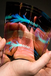 Holst Centre develops flexible OLED on transparent substrates