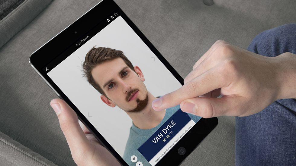 Dein Persönlicher Bartberater Mit Der Philips Grooming App Zum Bart