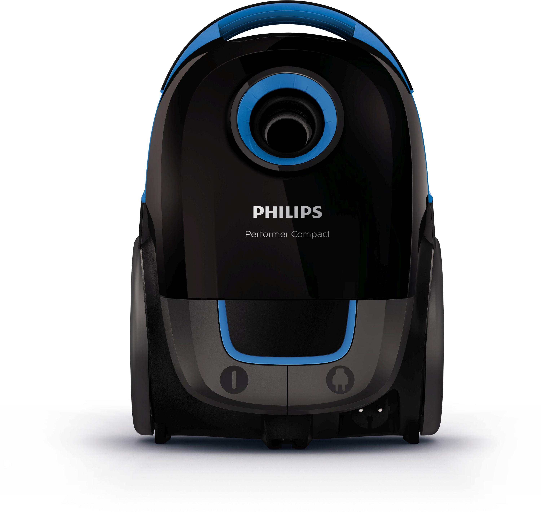 Kraftvoll und kompakt Der Philips Performer Compact  ~ Staubsauger Philips Performer