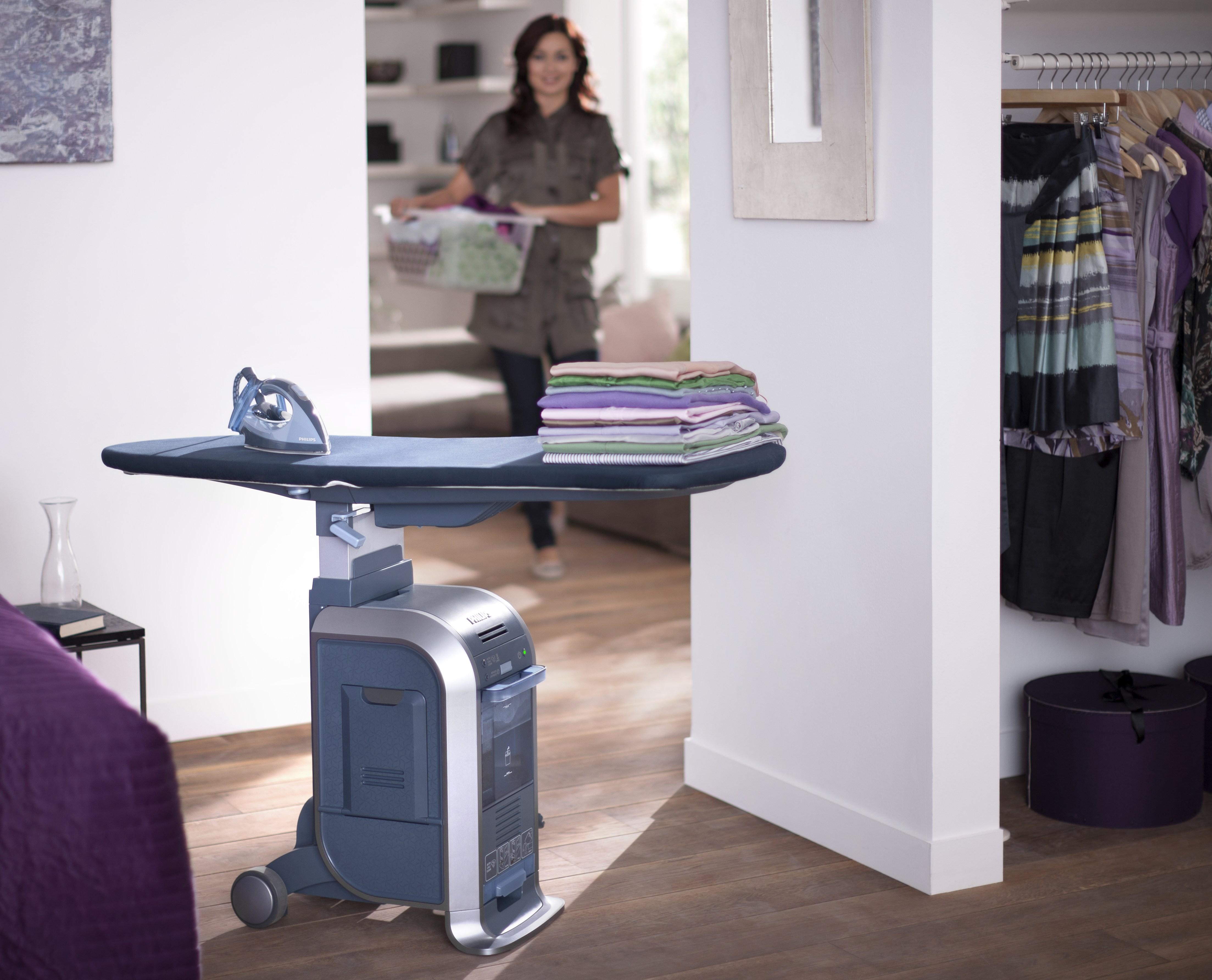 Bügeln wie die Profis – Mit dem neuen Philips Kleidungspflegesystem ...