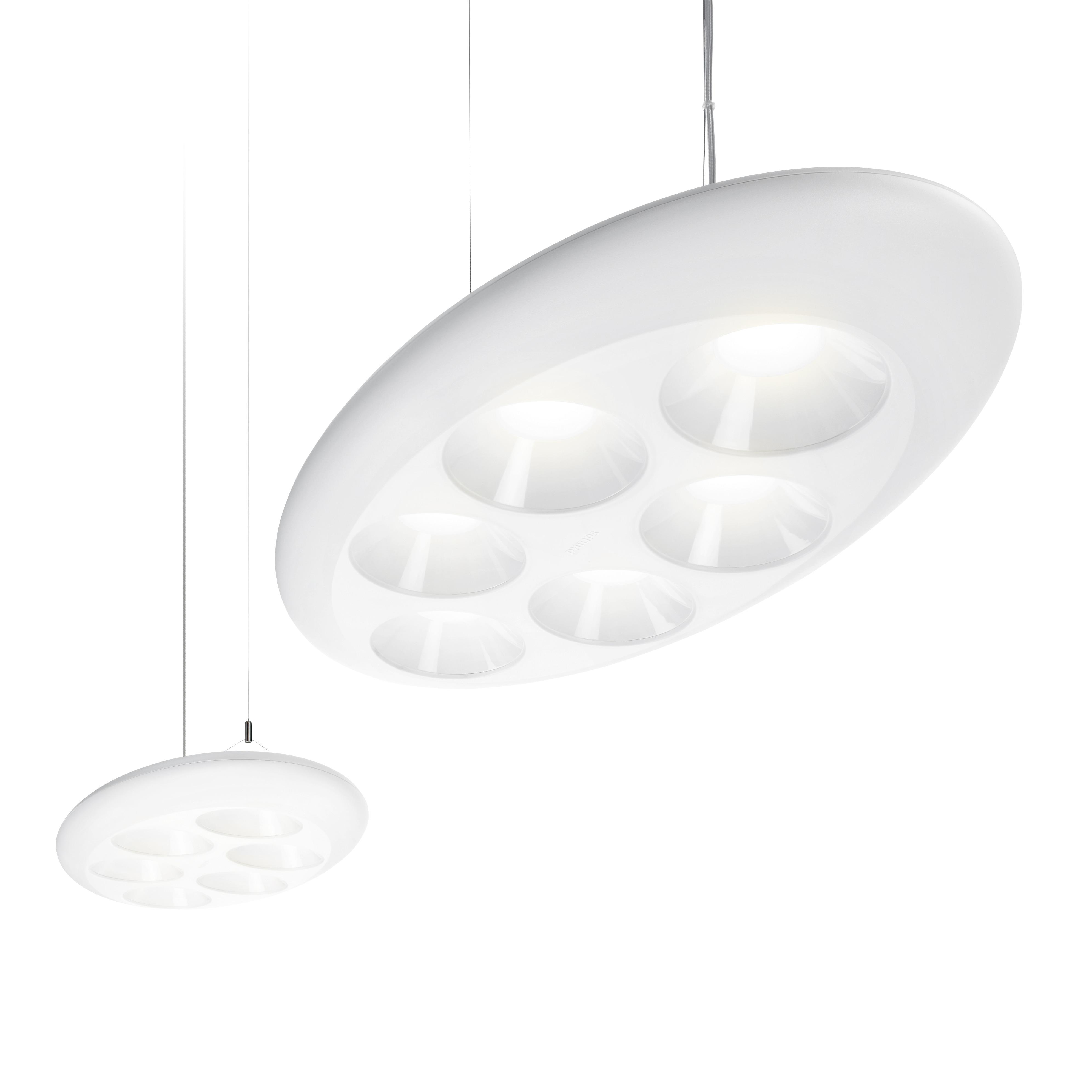 Philips pr sentiert innovative lichtl sungen f r b roarbeitspl tze - Gloeilamp tizio lamp ...