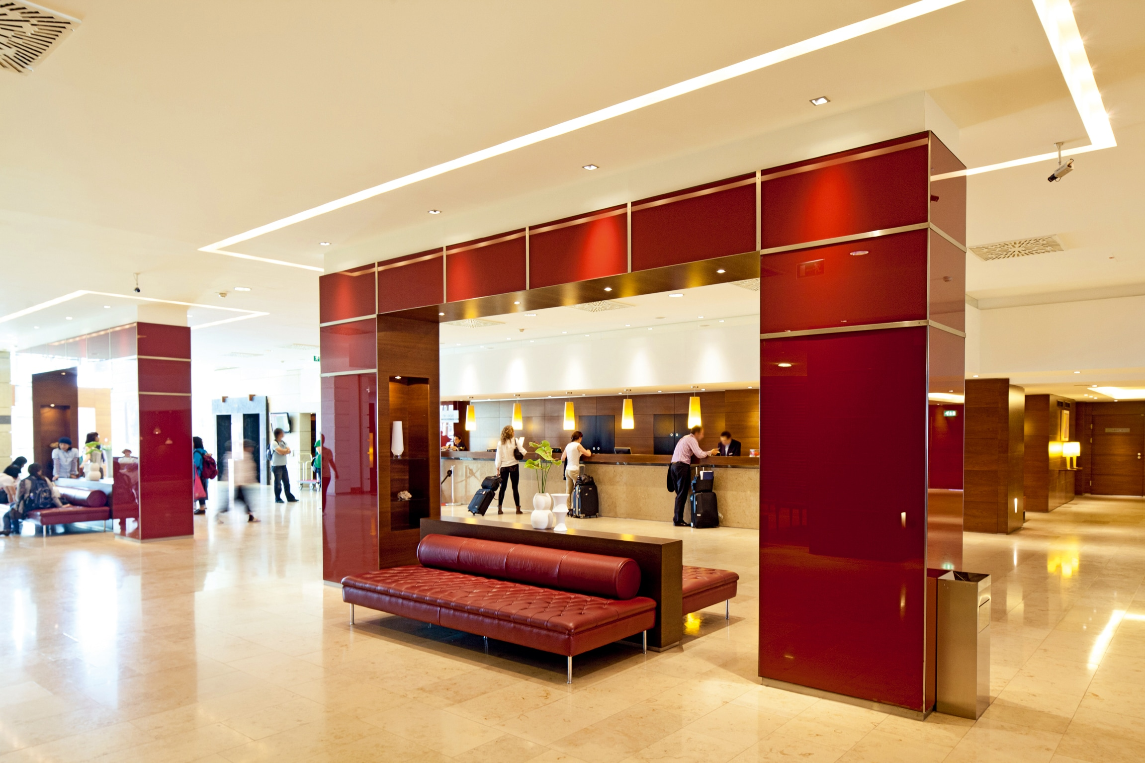 philips master led lampen f r nh hoteles. Black Bedroom Furniture Sets. Home Design Ideas