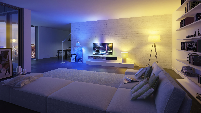smart home philips und telekom beschlie en partnerschaft. Black Bedroom Furniture Sets. Home Design Ideas