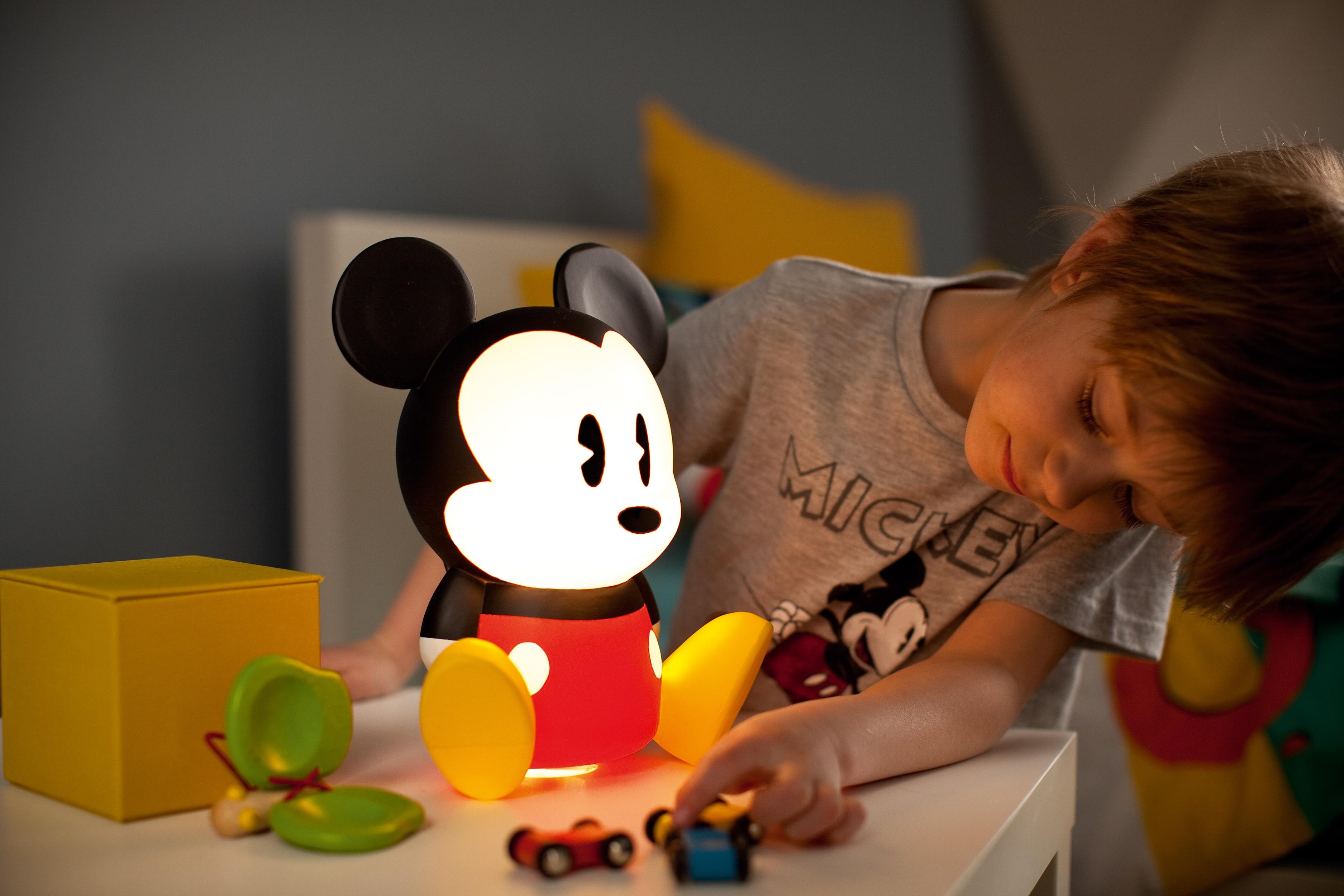 philips sleeptime für kinder - die nachttischleuchte mit lerneffekt
