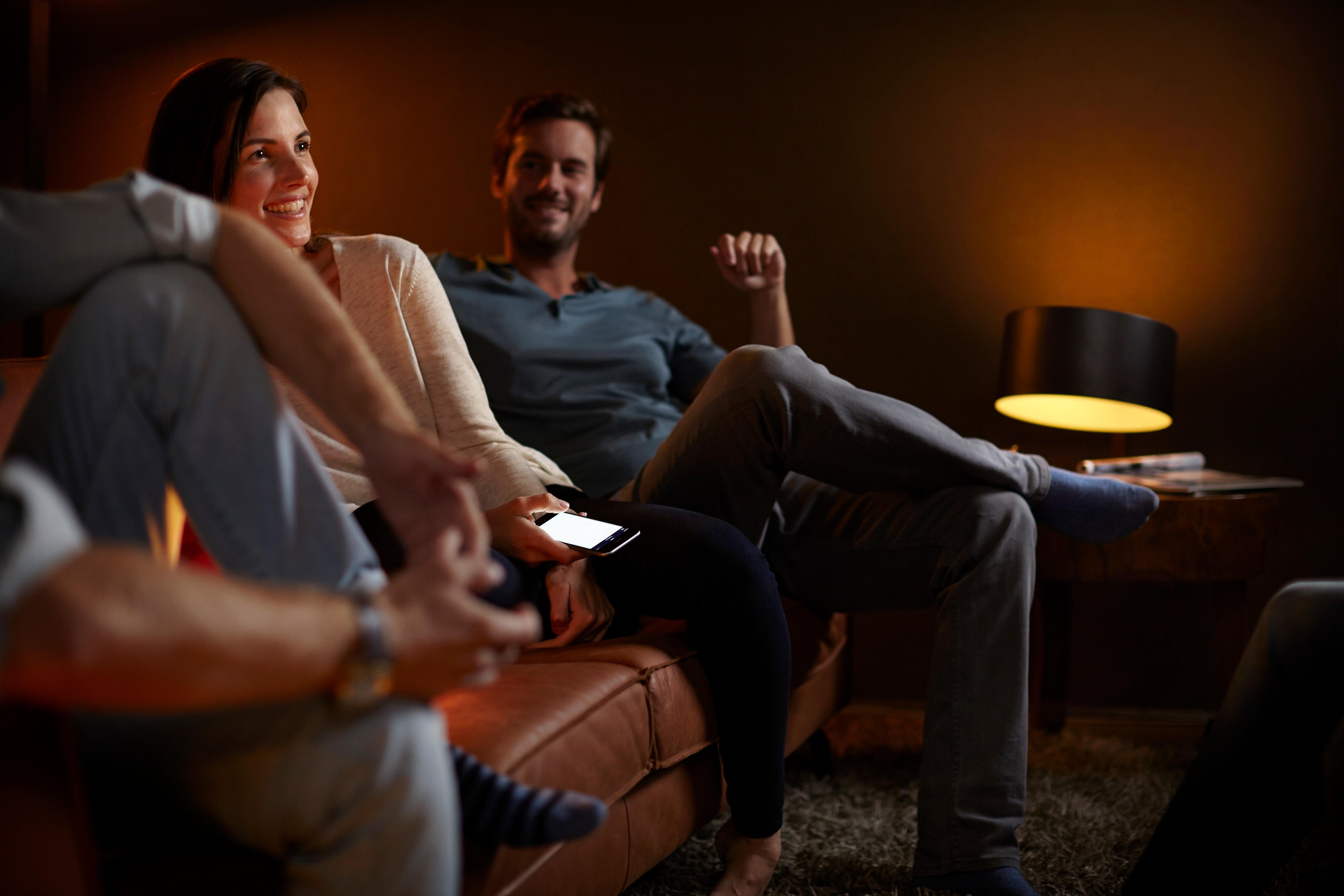 siri mach mein zuhause gem tlich fiktion wird realit t philips hue und apple homekit. Black Bedroom Furniture Sets. Home Design Ideas