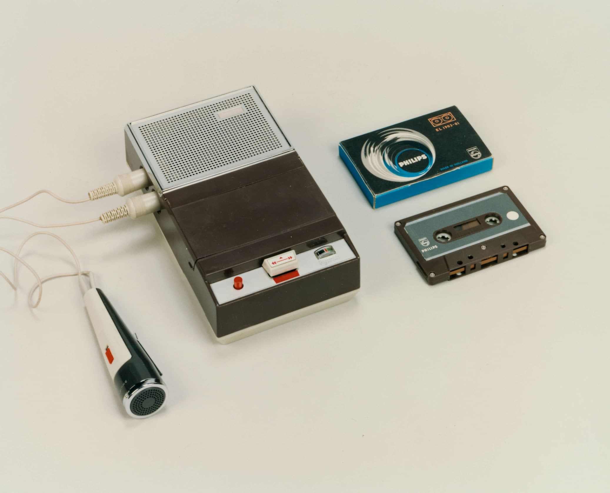 55 years old compact cassette 6