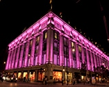Selfridges OxfordStreet London UK