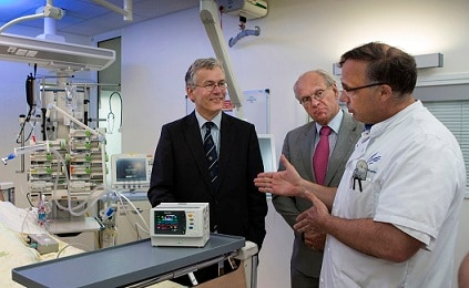 Philips & VUmc patient monitoring agreement