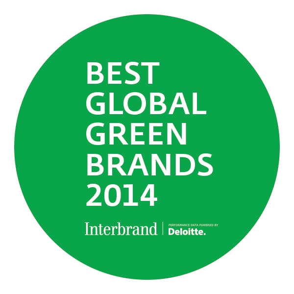 Interbrand Best Global Green Brands