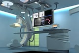 Philips' catheterization lab with Ambient Experience