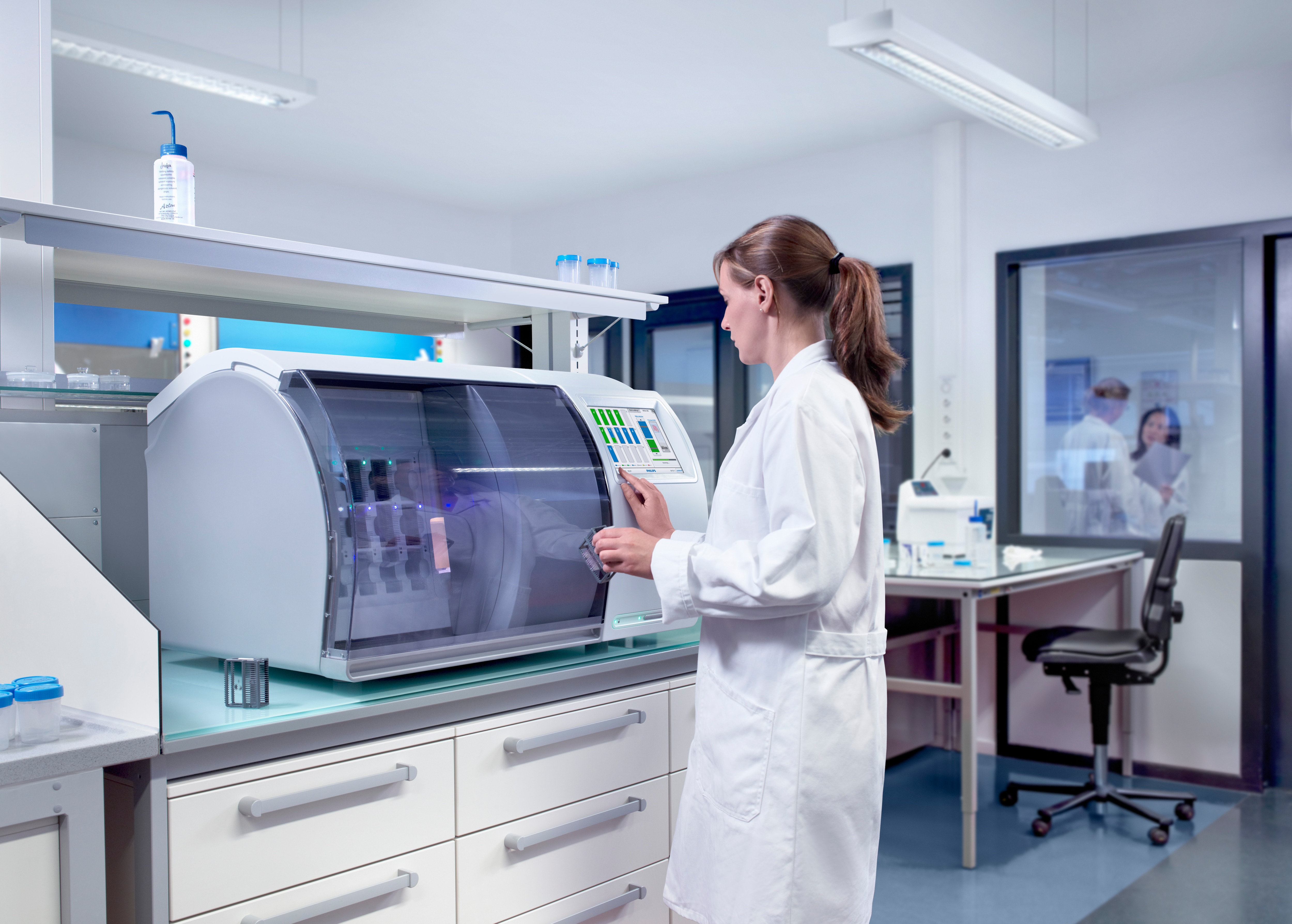 Philips Enables Digitization Of Tumor Tissue Research At