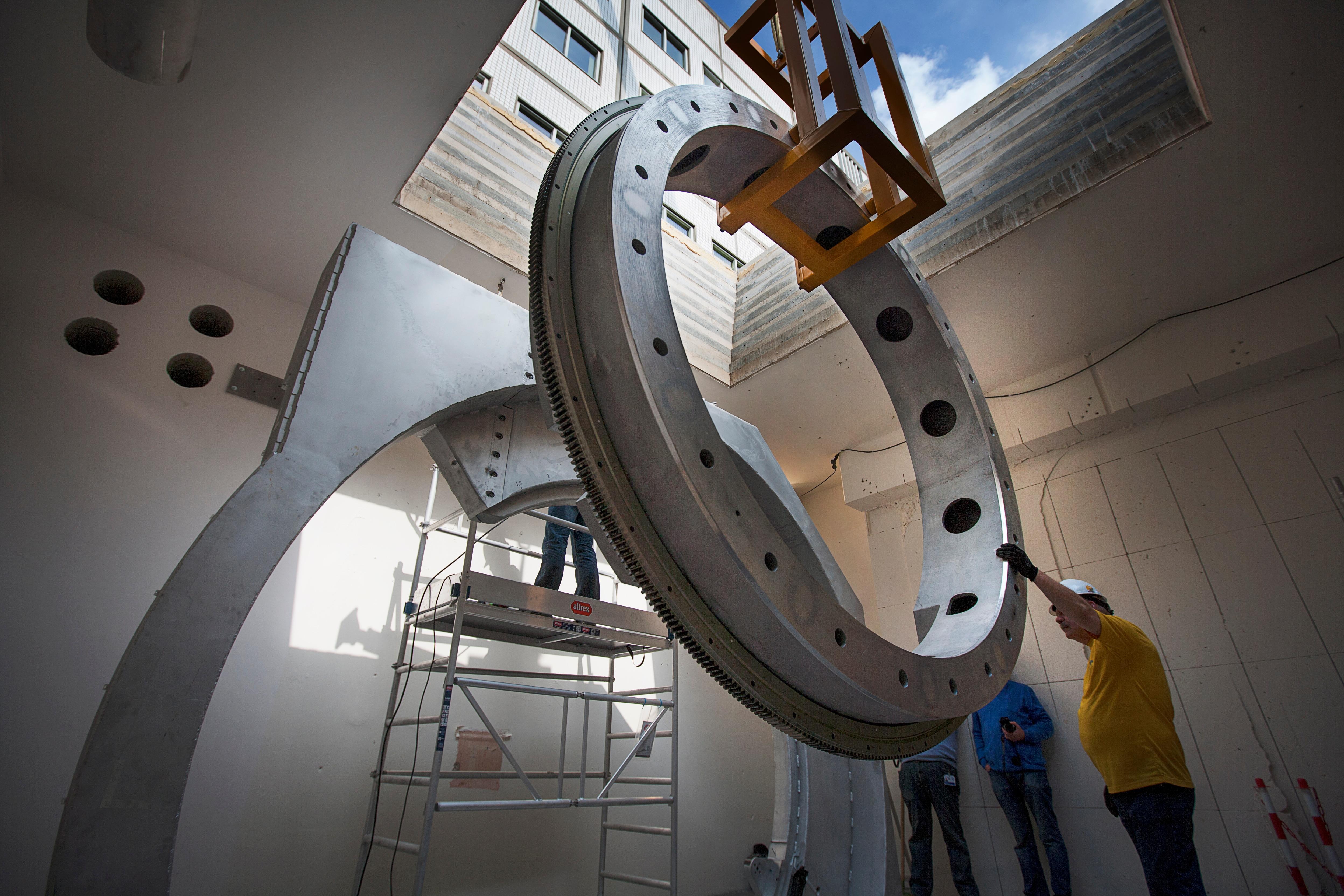Dutch Medical Center Begins Installation Of World S First