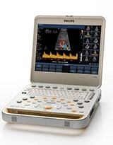 Philips CX50 mobile ultrasound