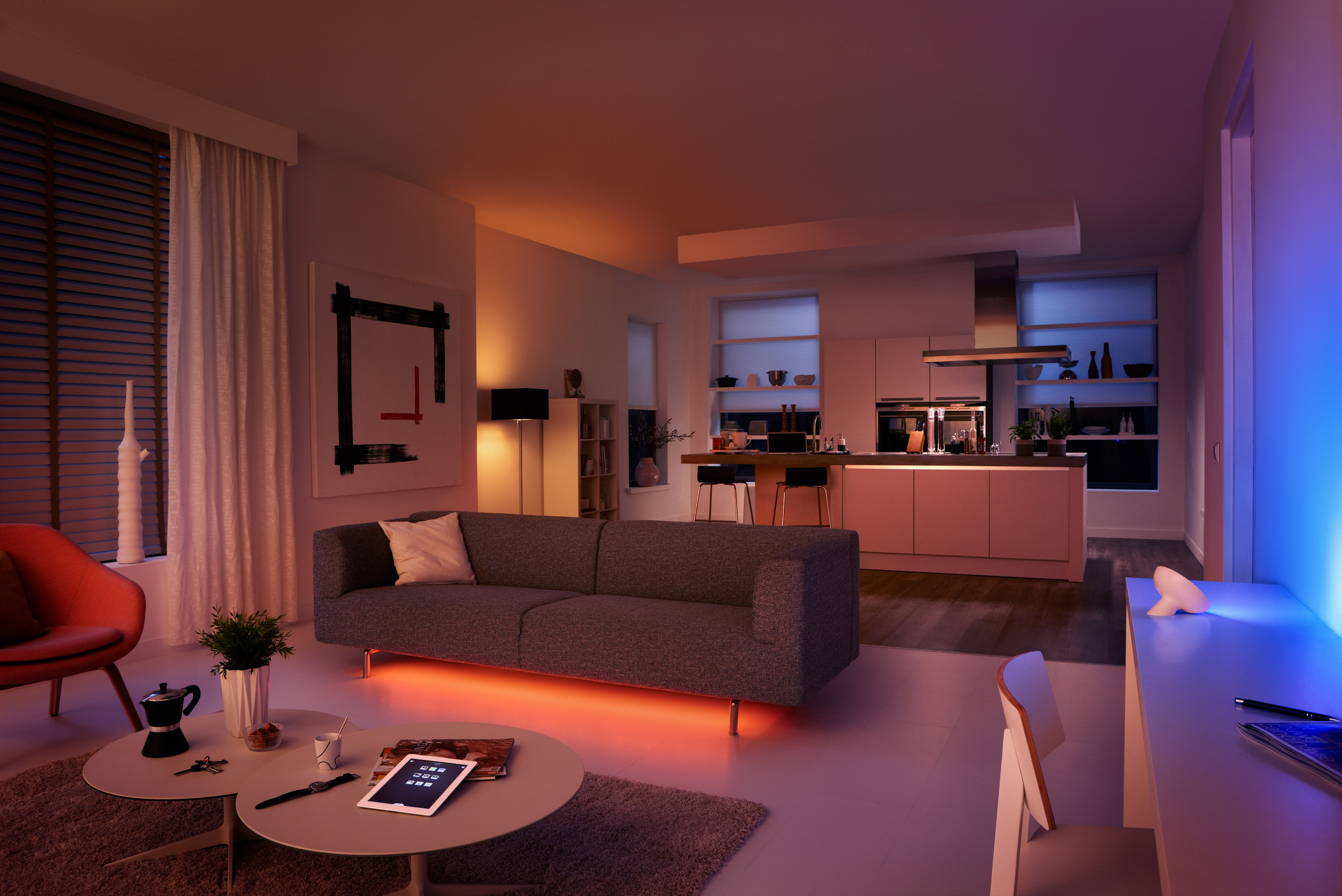 Philips expands the smart world of hue for Philips hue friends