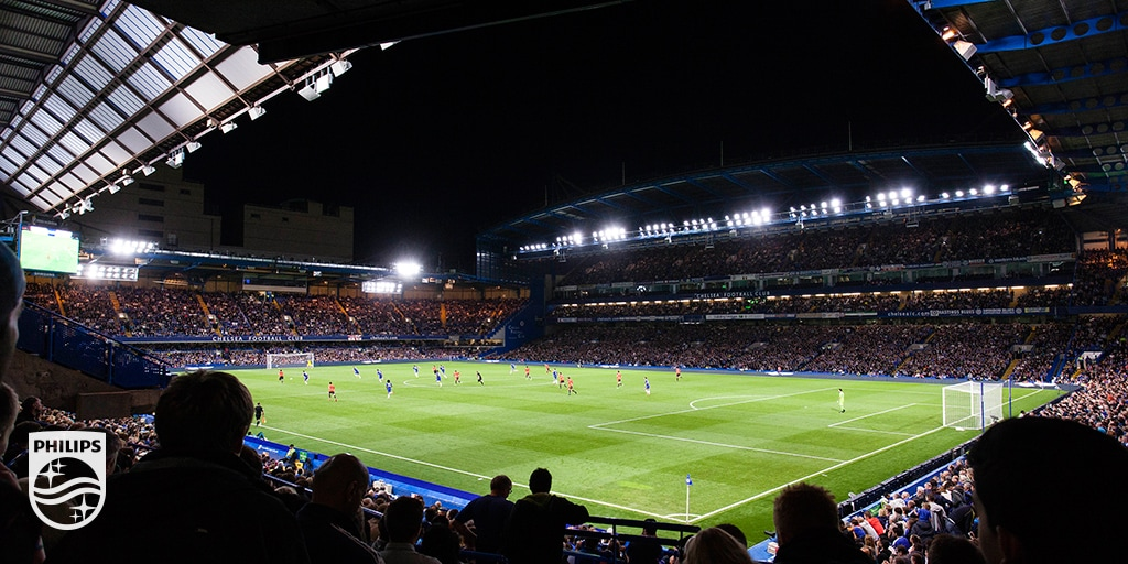 Philips equips Chelsea Football Club to become the world's ...