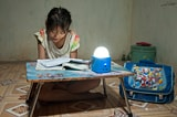 Philips brings a gift of light to Thanh Son village in Vietnam