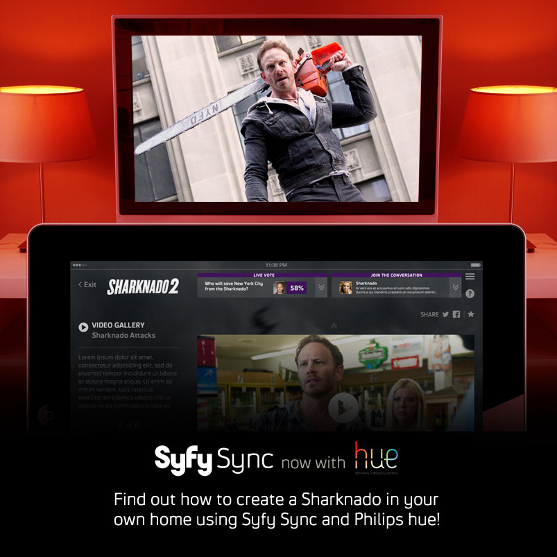 Philips Hue Sync Android Tv