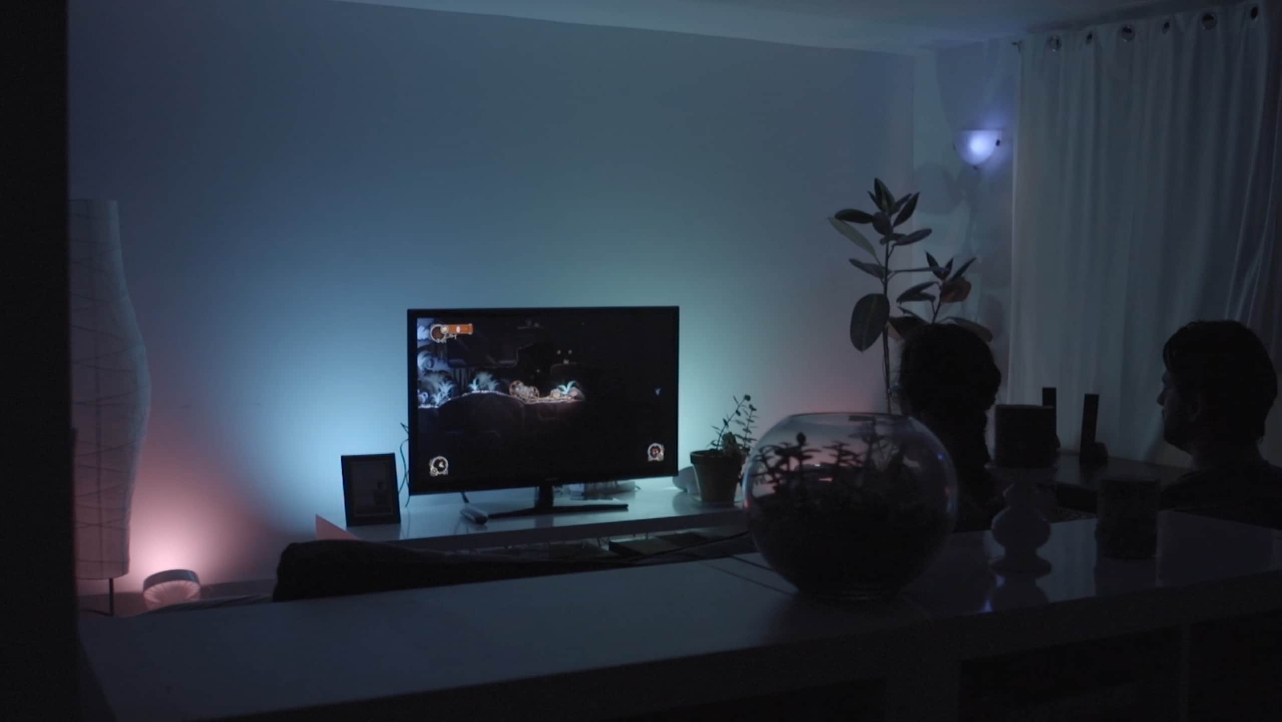Philips Hue Group Lights By Room
