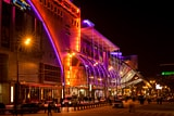 Architectural LED lighting from Philips on Russia's leading shopping reduces energy consumption for façade lighting by 80%