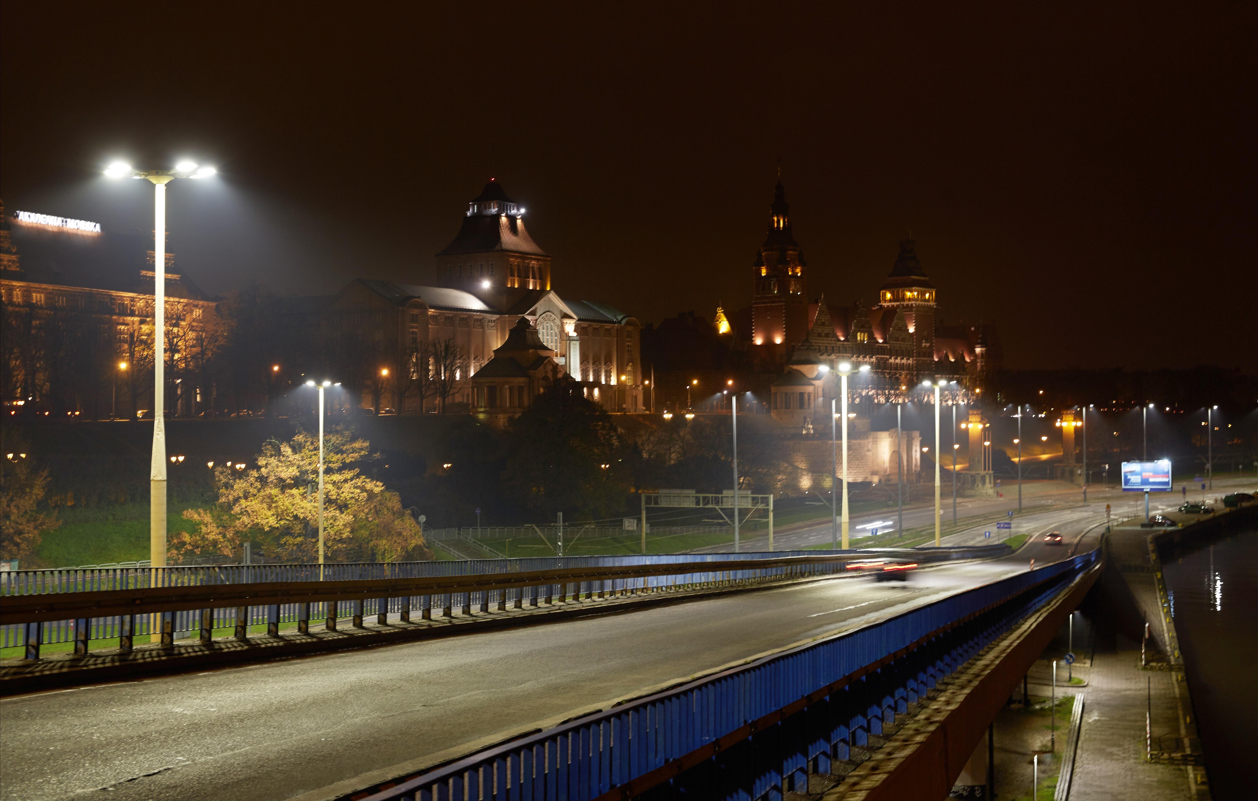 Philips Renews Street Lighting System Of The City Of
