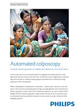 Automated colposcopy
