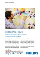Inside Innovation - Experience Flows